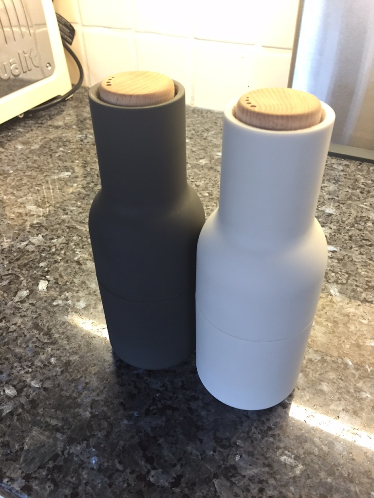 Salt and Pepper grinder by Menu