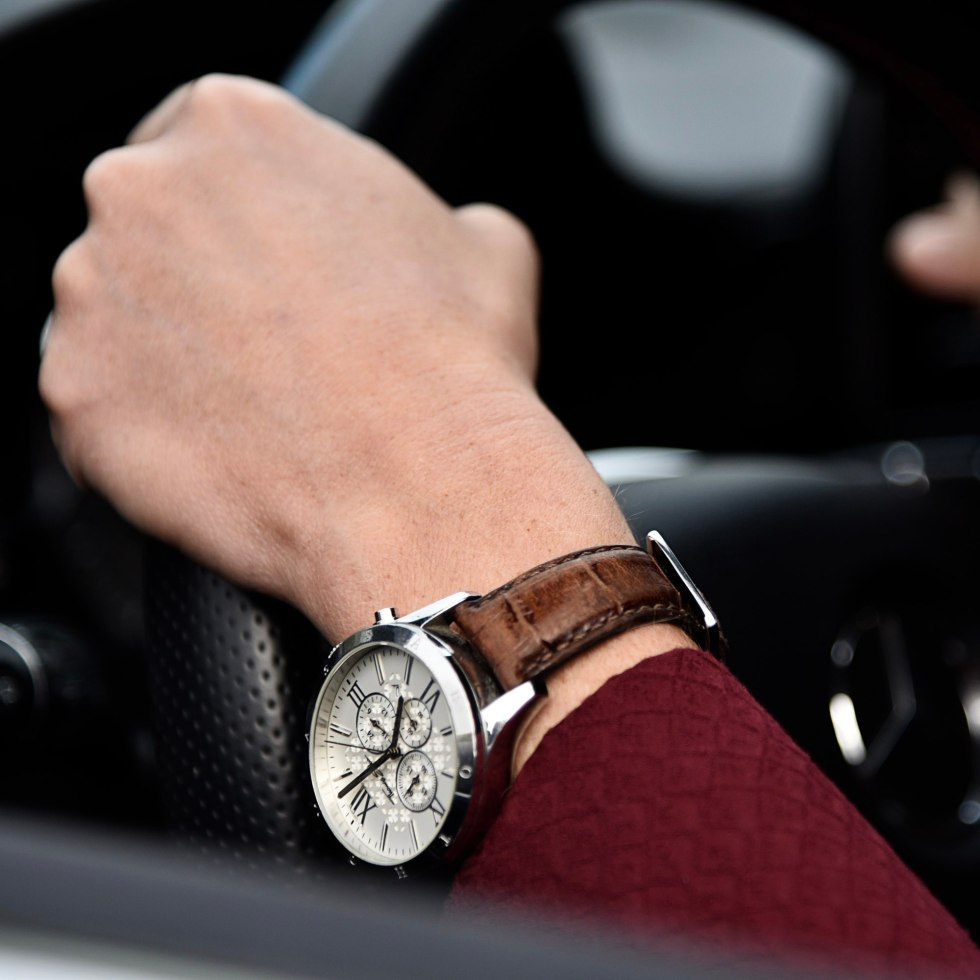 Automatic and Chronograph Watches